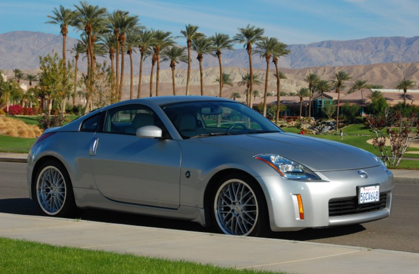 2004 Nissan 350Z Owners Manual