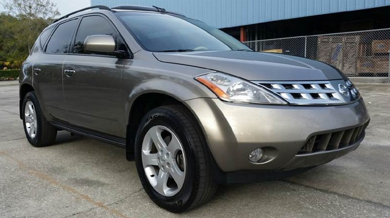 2004 Nissan Murano Owners Manual