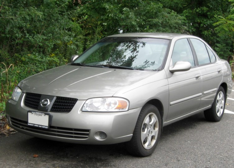 2004 Nissan Sentra Owners Manual