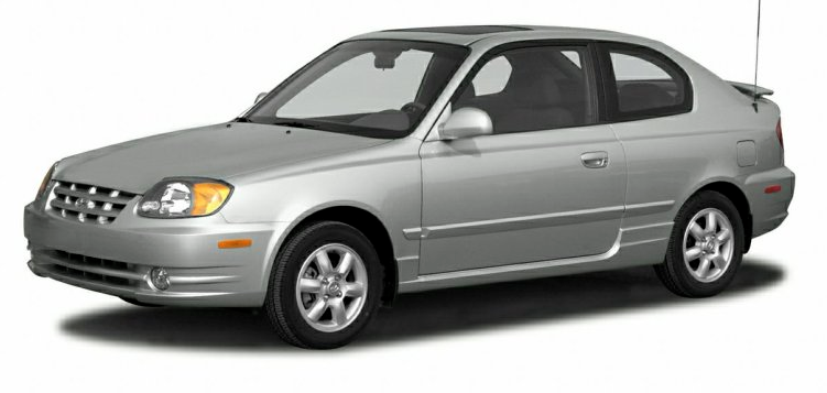2005 Hyundai Accent Owners Manual