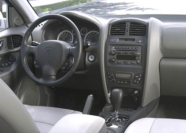 2005 Hyundai Santa Fe Interior and Redesign