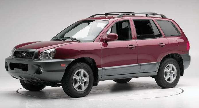 2005 Hyundai Santa Fe Owners Manual and Concept