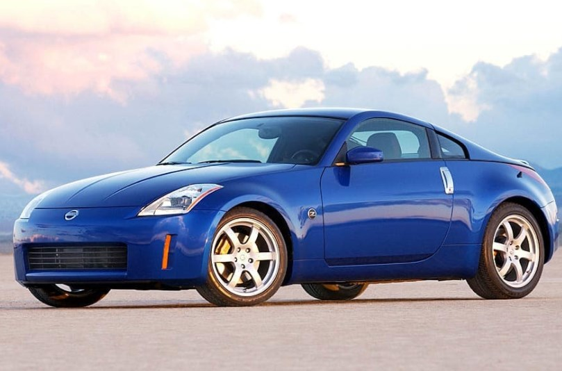 2005 Nissan 350Z Owners Manual