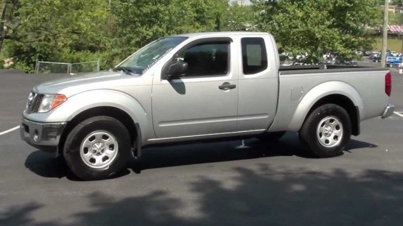 2005 Nissan Frontier Owners Manual