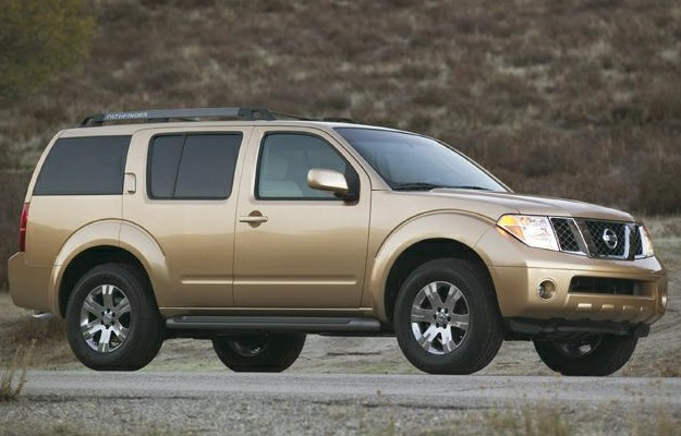 2005 Nissan Pathfinder Owners Manual