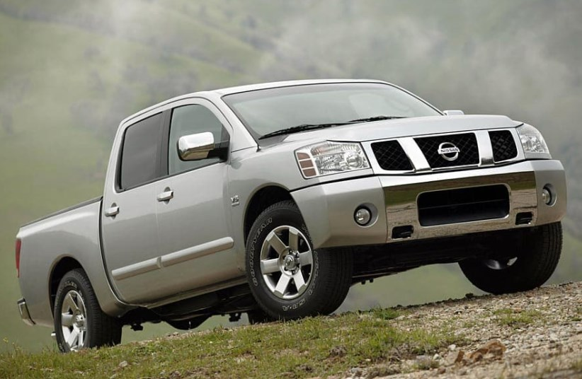 2005 Nissan Titan Owners Manual