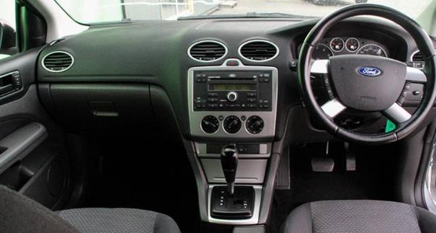 2006 Ford Focus Interior and Redesign