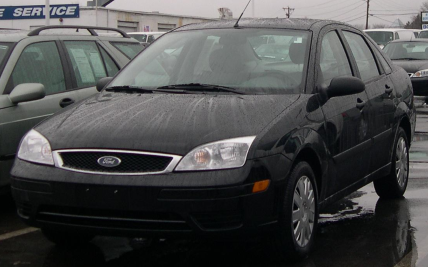 2006 Ford Focus Owners Manual