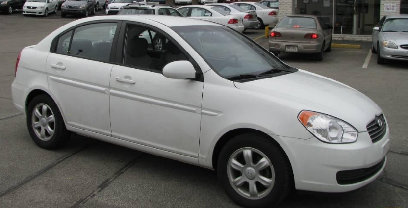 2006 Hyundai Accent Owners Manual