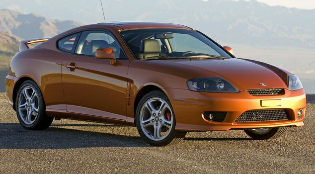 2006 Hyundai Tiburon Owners Manual