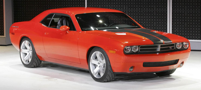 2007 Dodge Challenger Owners Manual
