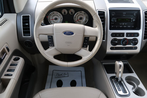 2007 Ford Edge Interior and Redesign
