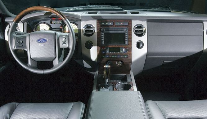 2007 Ford Expedition Interior and Redesign