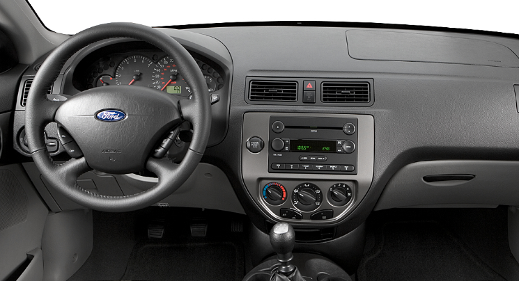2007 Ford Focus Interior and Redesign
