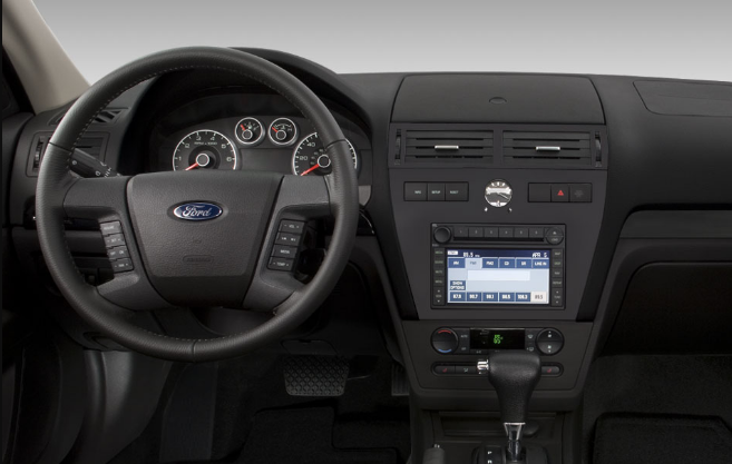 2007 Ford Fusion Interior and Redesign