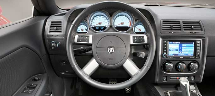 2008 Dodge Challenger Interior and Redesign