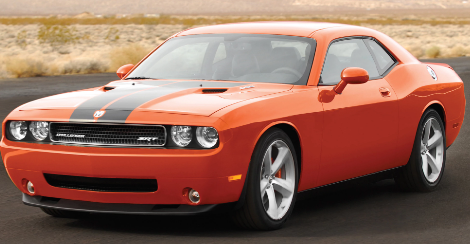 2008 Dodge Challenger Owners Manual