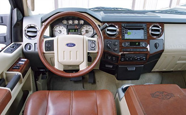 2008 Ford Super Duty Interior and Redesign