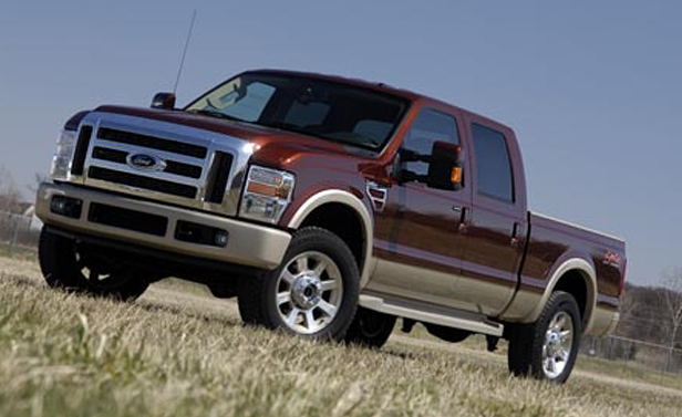 2008 Ford Super Duty Owners Manual