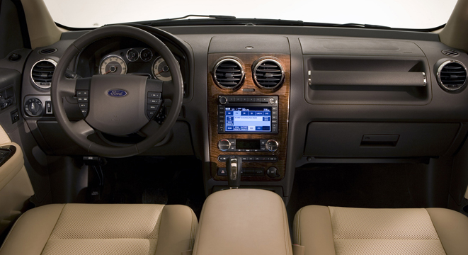 2008 Ford Taurus X Interior and Redesign