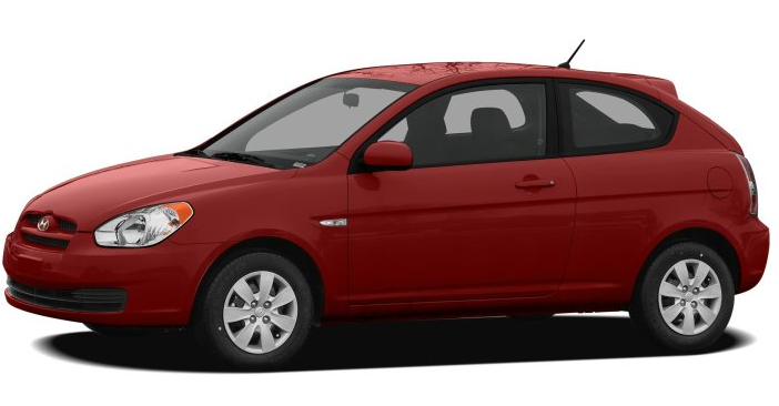 2010 Hyundai Accent Owners Manual