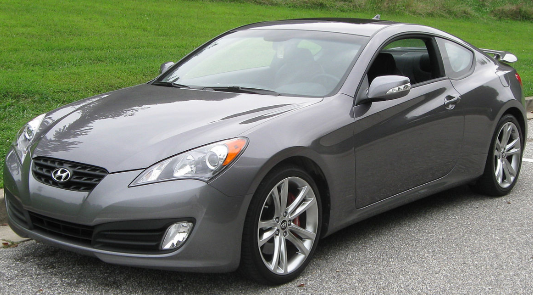 2010 Hyundai Genesis Coupe Owners Manual