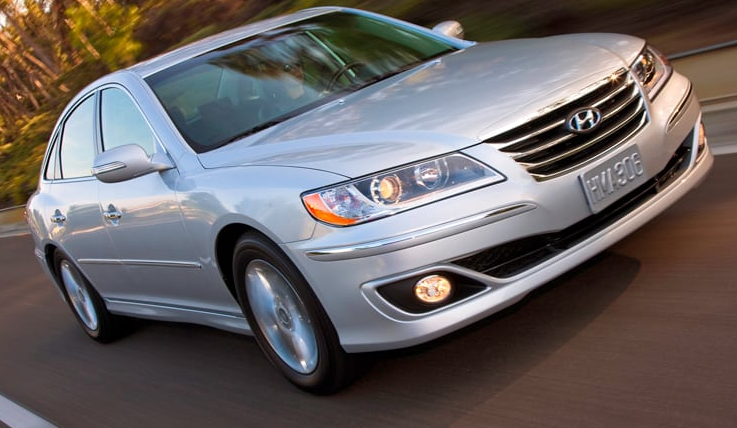 2011 Hyundai Azera Owners Manual