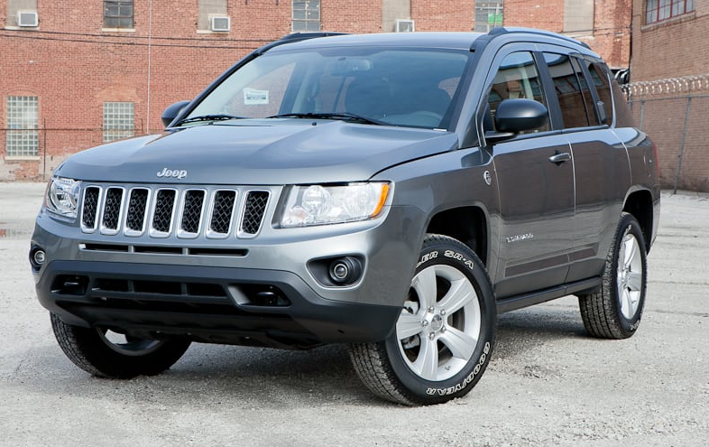 2012 Jeep Compass Owners Manual