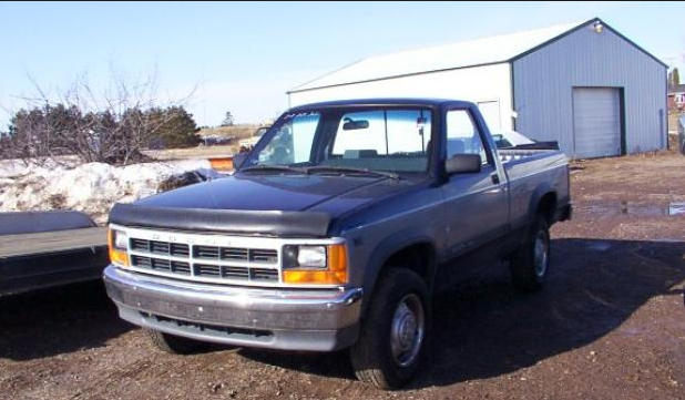 1991 Dodge Dakota Owners Manual