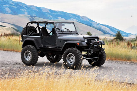 1991 Jeep Wrangler Owners Manual