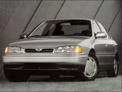 1992 Hyundai Elantra Owners Manual