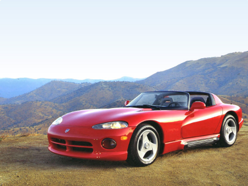 1993 Dodge Viper Owners Manual