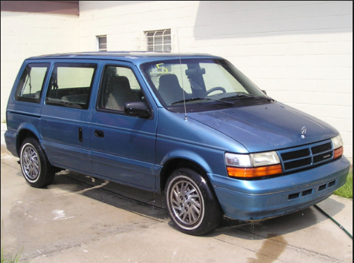 1994 Dodge Caravan Owners Manual