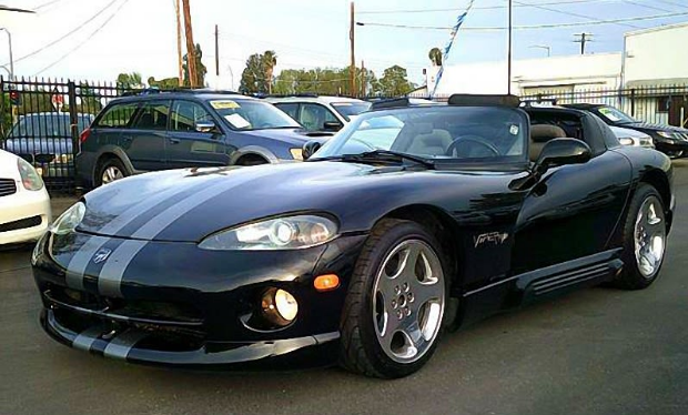 1994 Dodge Viper Owners Manual