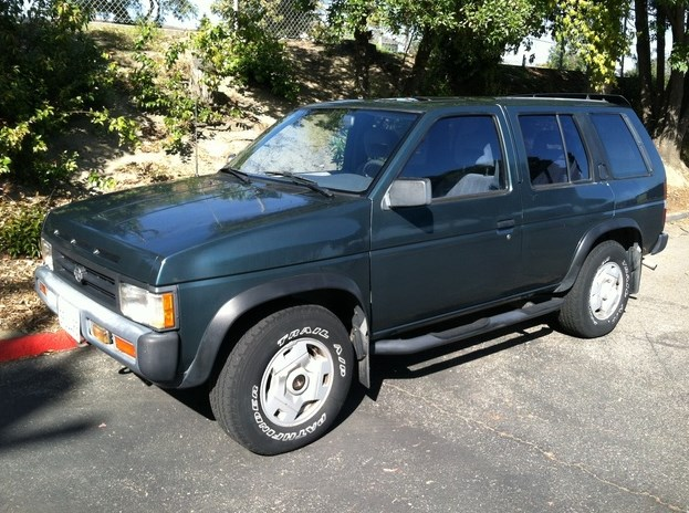 1994 Nissan Pathfinder Owners Manual