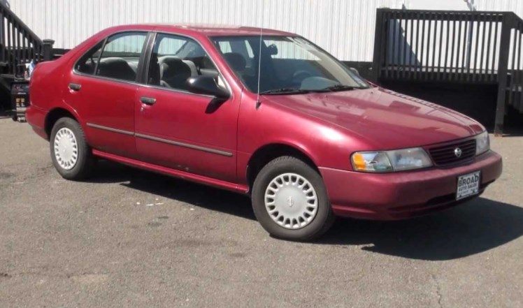 1995 Nissan Sentra Owners Manual