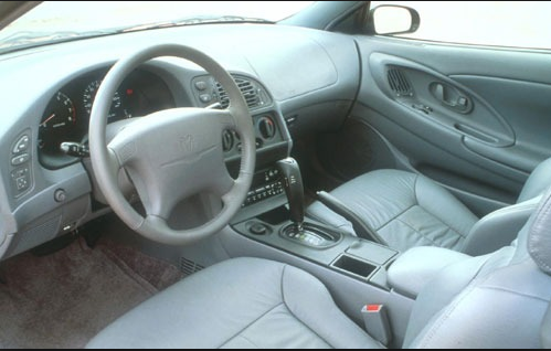 1996 Dodge Avenger Interior and Redesign