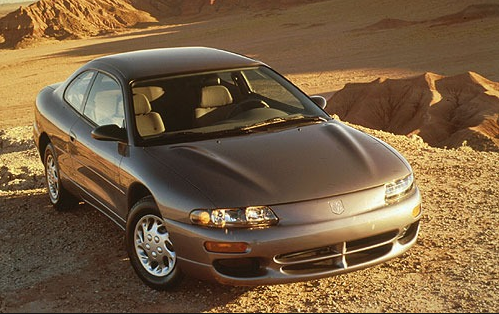 1996 Dodge Avenger Owners Manual