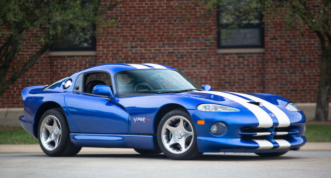 1996 Dodge Viper Owners Manual