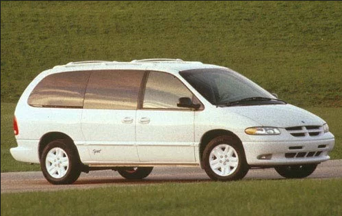1997 Dodge Caravan Owners Manual