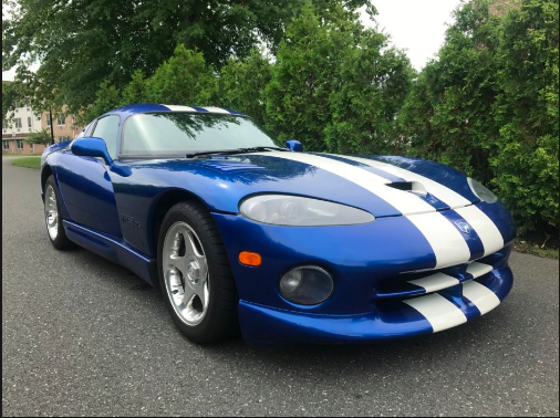 1997 Dodge Viper Owners Manual