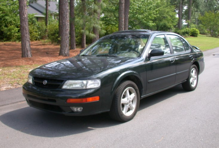 1997 Nissan Maxima Owners Manual