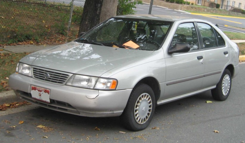 1997 Nissan Sentra Owners Manual