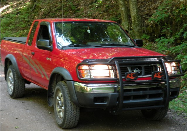 1998 Nissan Frontier Owners Manual