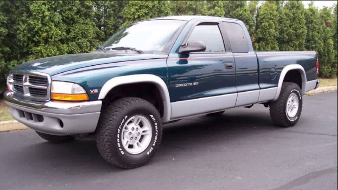 1999 Dodge Dakota Owners Manual