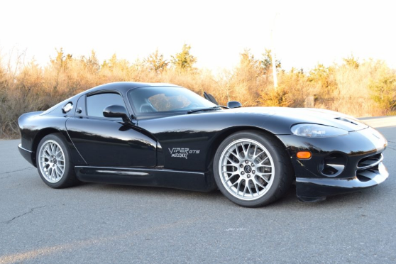 1999 Dodge Viper Owners Manual