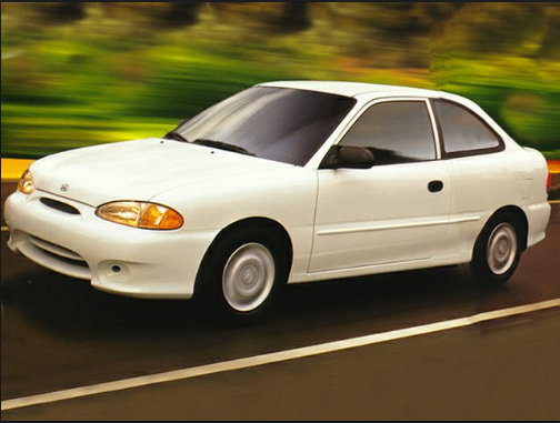 1999 Hyundai Accent Owners Manual