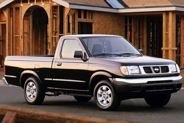 1999 Nissan Frontier Owners Manual