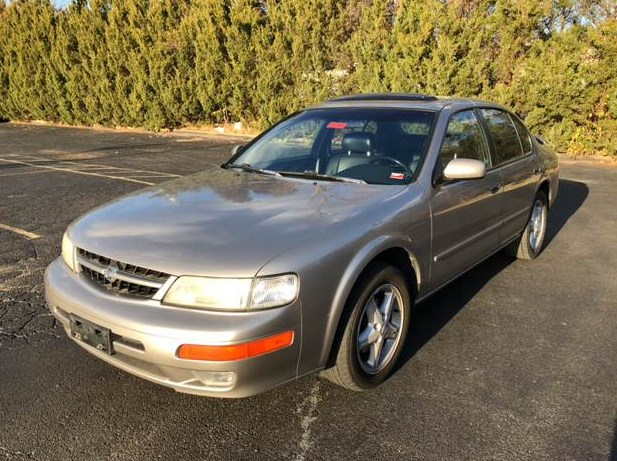 1999 Nissan Maxima Owners Manual Owners Manual Usa