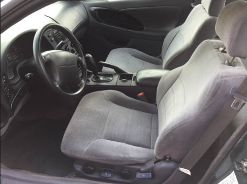 2000 Dodge Avenger Interior and Redesign
